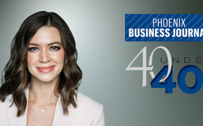 Caroline Conner Joins 40 Under 40 Class of 2019