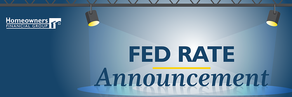 fed rate cut announcement