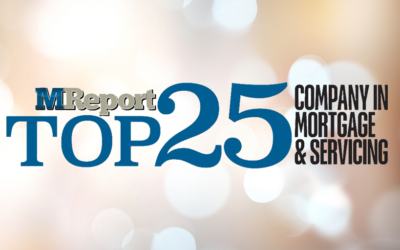 HFG Named a Top 25 Company in Mortgage & Servicing